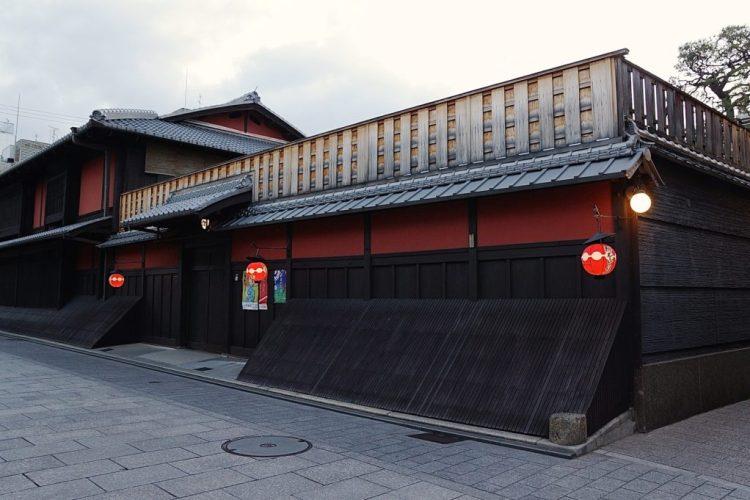 Ichiriki Chaya in Gion Kyoto
