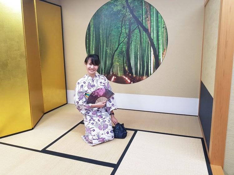 Wargo Kyoto kimono Rental