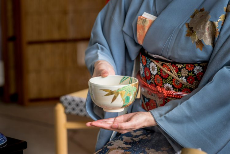 8 Outstanding English Kyoto Tea Ceremonies