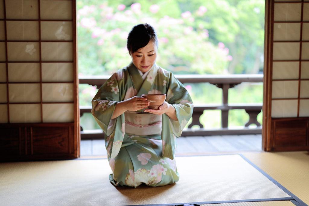 tea ceremony Maikoya