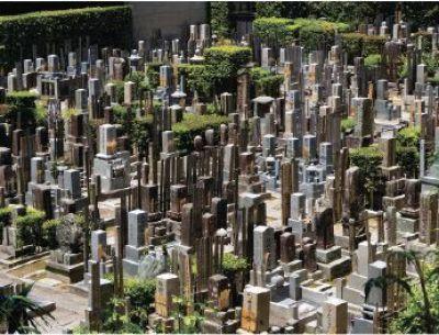 Cemeteries (haka)