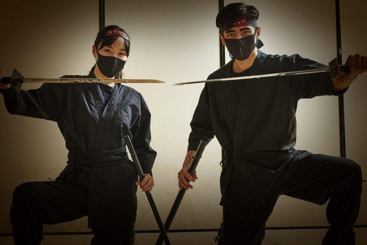 ninja training for adults