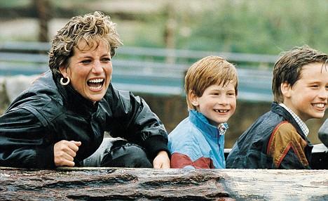 Passages of Great (Wo)Men: Princess Diana (2/4)