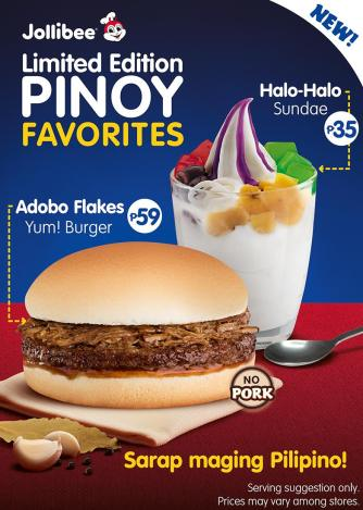 Jollibee's official poster