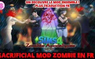 Mod Zombie Sacrificial Sims 4
