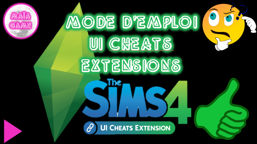 UI Cheats extensions sims 4