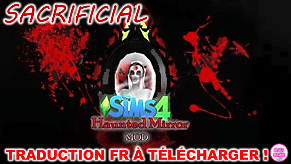 Mod Haunted Mirror Sacrificial sims 4