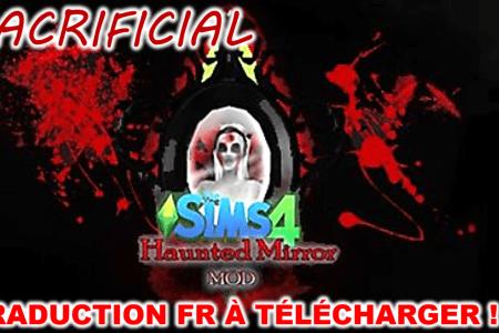 Mod Haunted Mirror Sacrificial sims 4