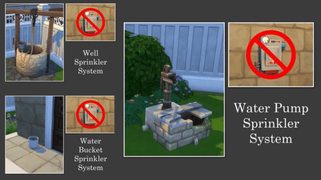 Puits médiévaux pour éteindre les incendies !