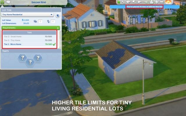 Plus de limites pour les Tiny Home !