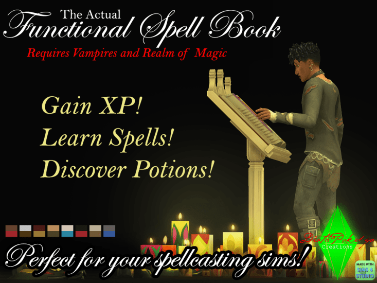 The fonctionnal spell book