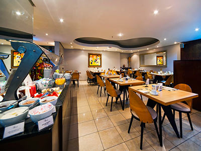 Porto-Alegre-Radisson-Restaurante