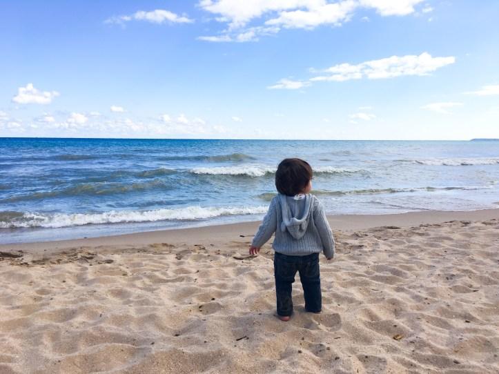 Taking kids to Bradford Beach | Maia Nolan-Partnow