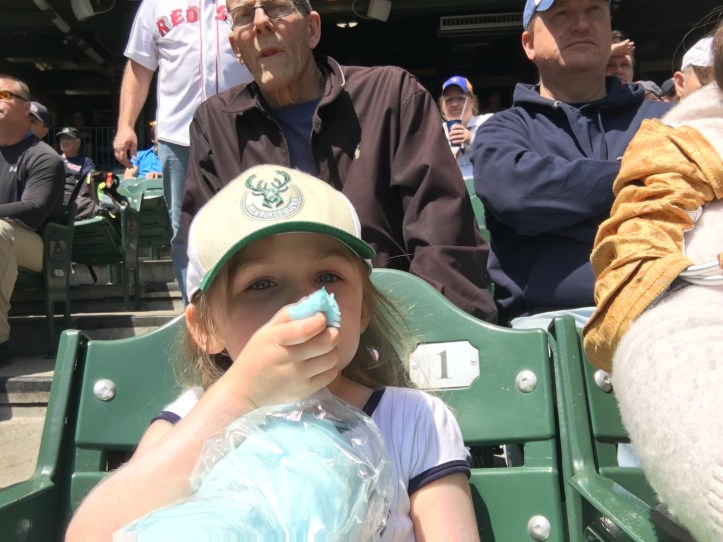 Taking kids to Miller Park | Maia Nolan-Partnow