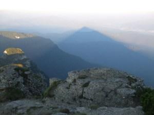 Piramida din Ceahlau