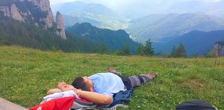 Over the mountains cu Maia Outdoor
