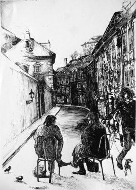 Old Street - Italy
