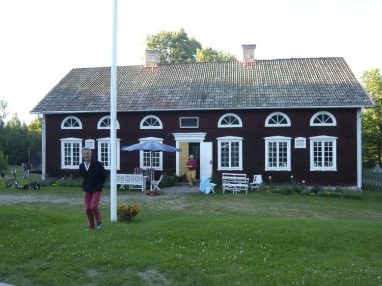 Medevibrunn, l'ancien hôpital
