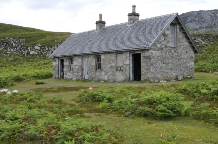 Cabanon à Loch à Loch Tarbert