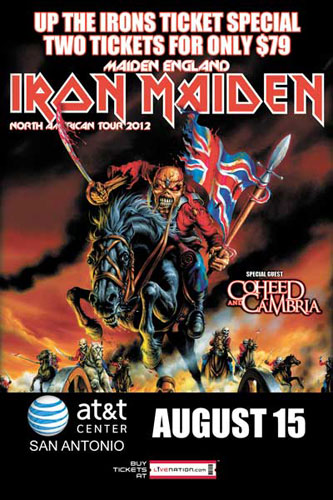 I Can Play Madness Iron Maiden