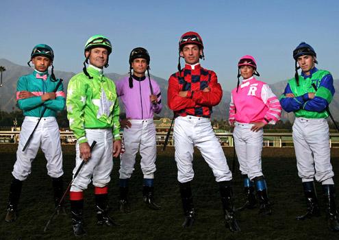From left, Mike Smith, Jon Court, Alex Solis, Aaron Gryder, Chantal Sutherland and Joe Talamo