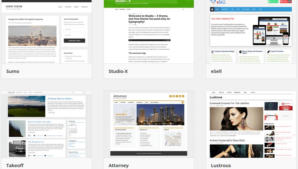 Neues Web-Design in Arbeit