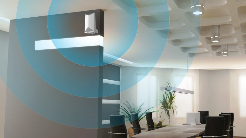 Pension mit Gästehaus: Modernes Mesh-WLAN für zufriedene Gäste