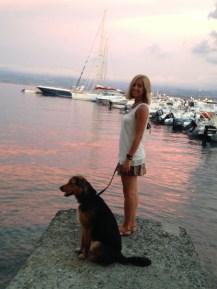 Milazzo sunset