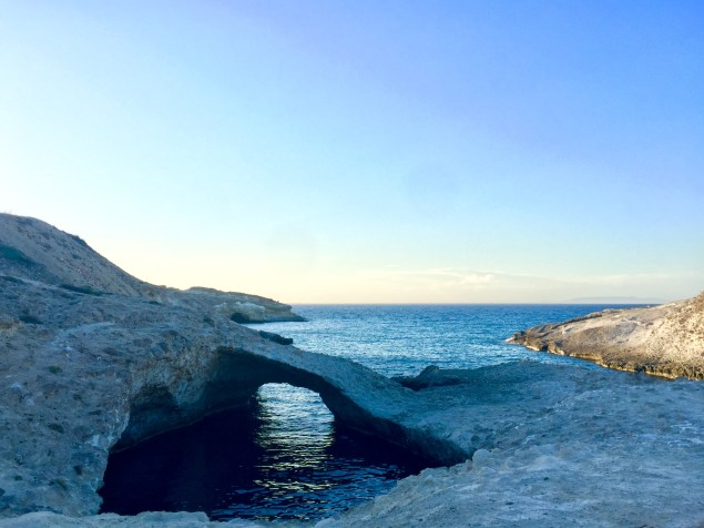 Le spiagge più belle di Milos: Papafragas