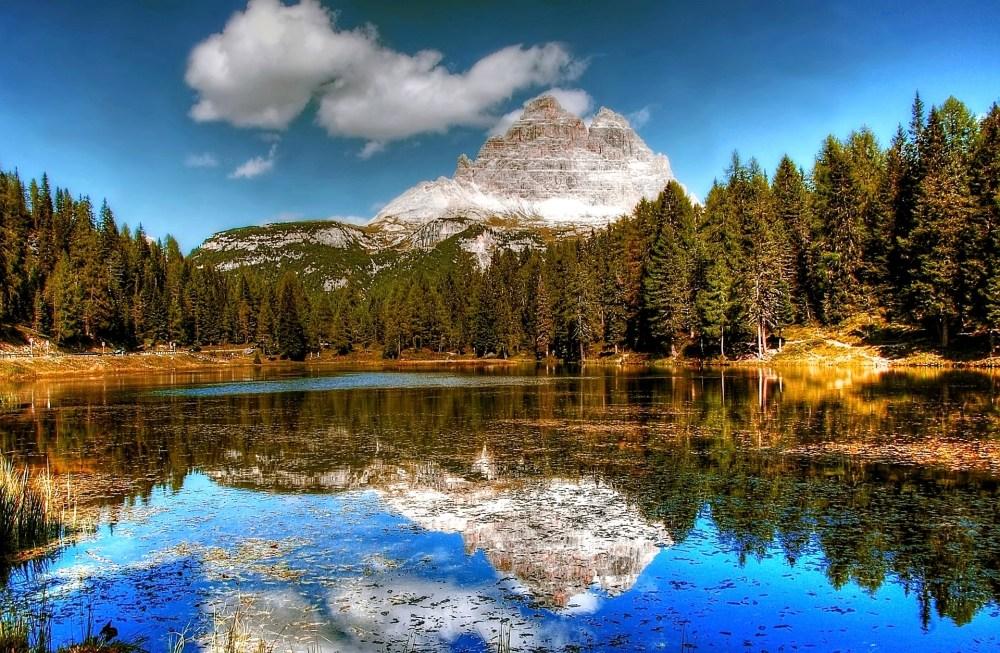 Trentino, le mete migliori per un viaggio in autunno