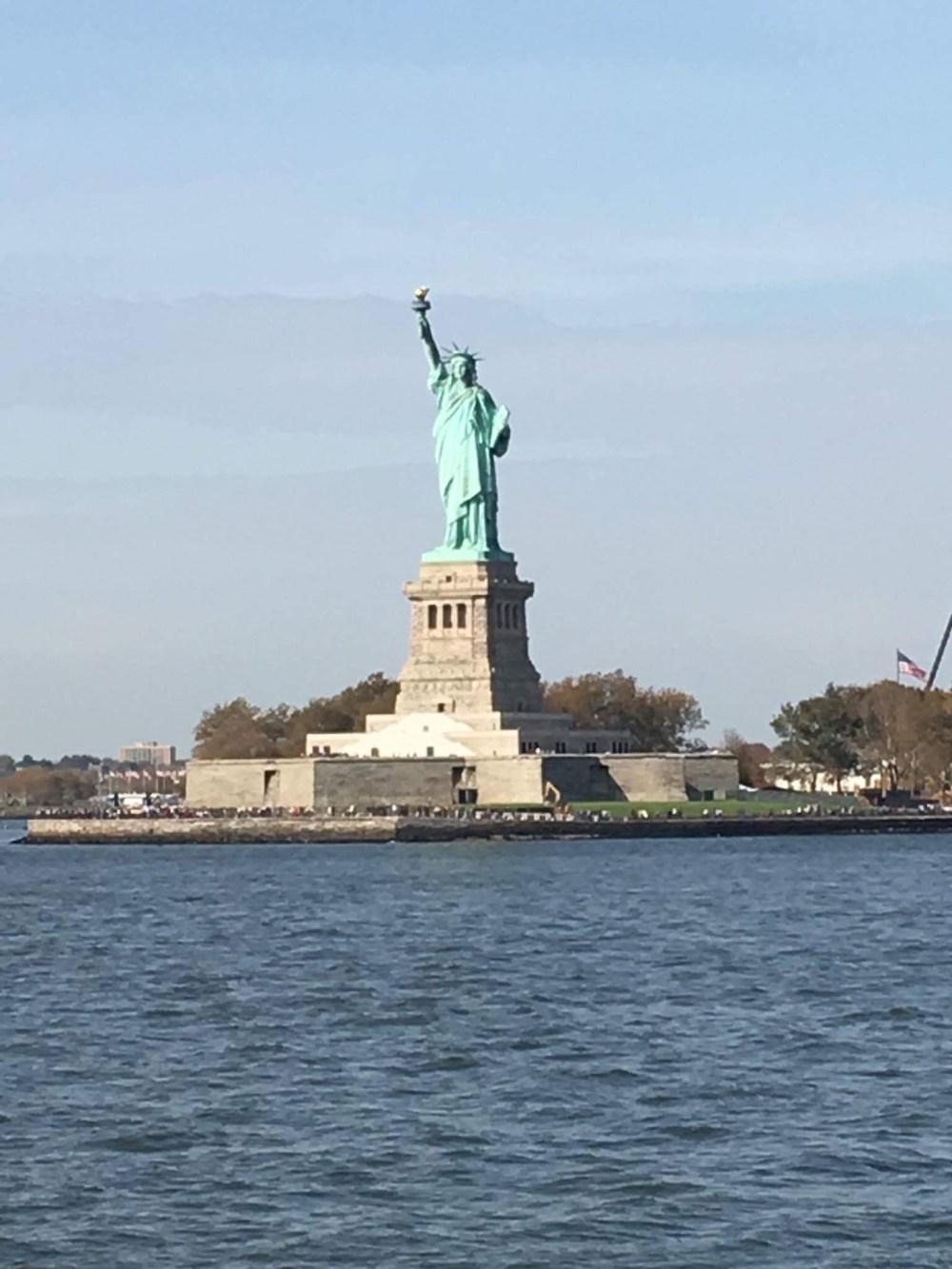 Liberty Island_cosa vedere a New York