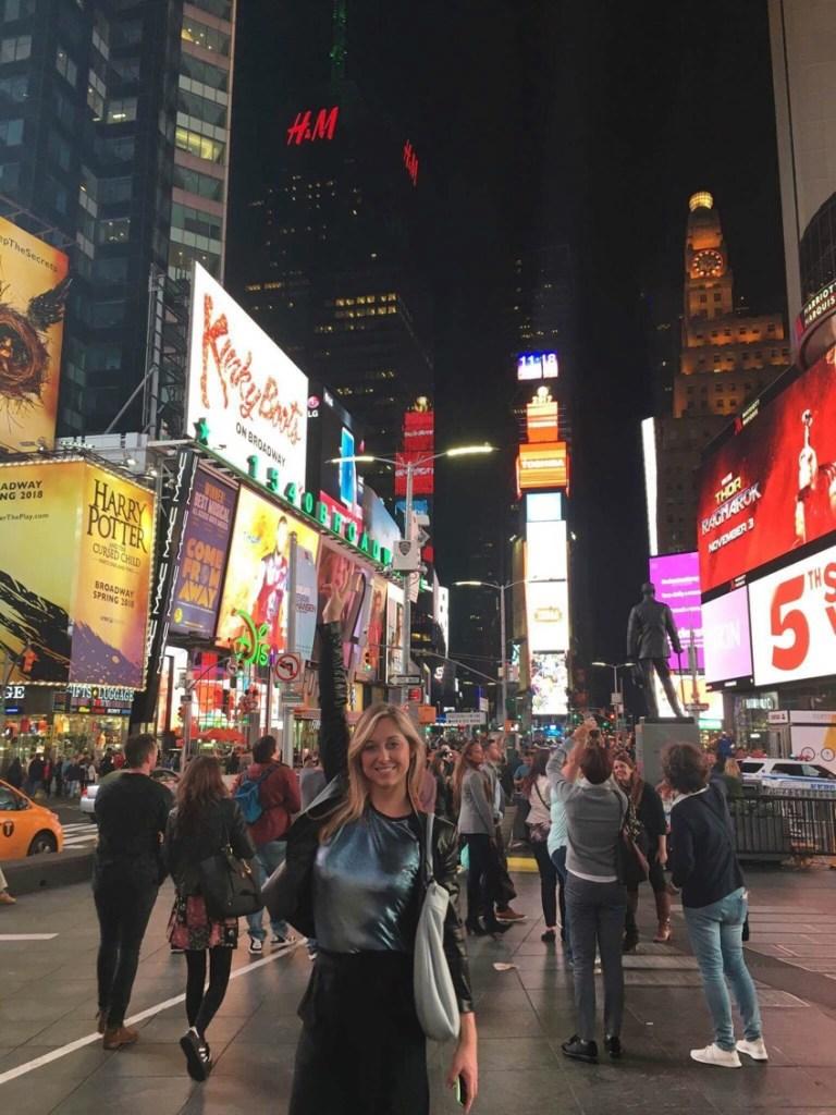 Cosa vedere a New York in 3 giorni: Times Squre