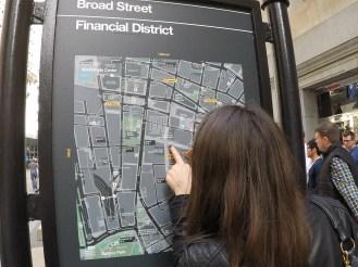Visitare New York in 3 giorni Financial District
