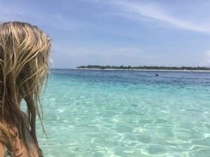Le spiagge di Gili Travangan - Isola di Lombok