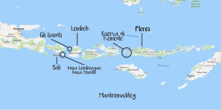 Indonesia viaggio fai da te