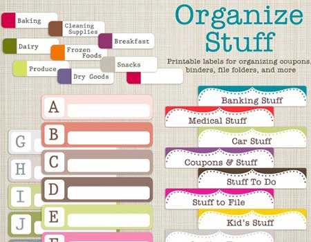 Organization Efforts recommends Moms Need These 3 Organizational Folders