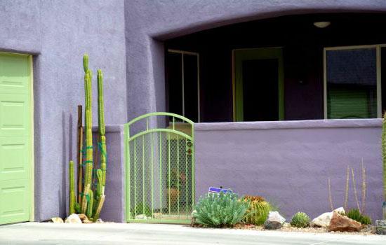 Arizona the Inside Like the Outside