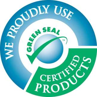 Green Seal Certified products - House cleaning Portland