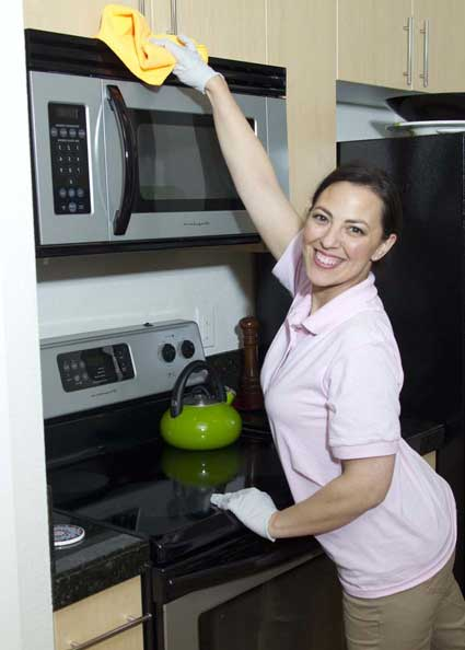 House Cleaners to Hire