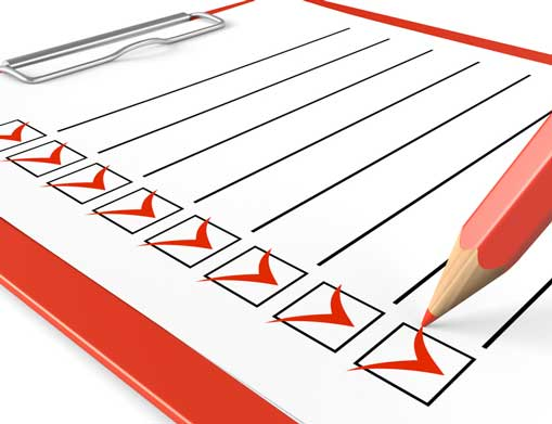 Residential House Cleaning Service Checklist