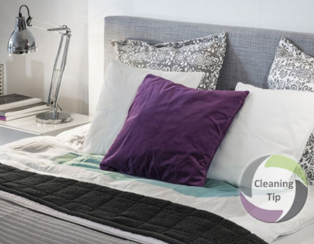 How to Clean Bedding - Maids by Trade