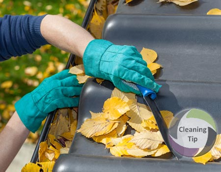 How to Clean Gutters. DIY from Maids by Trade