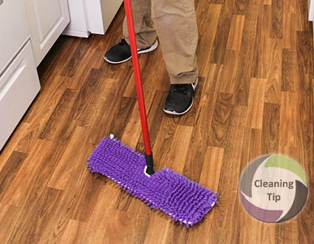 How To Clean Hardwood Floors Maids By Trade
