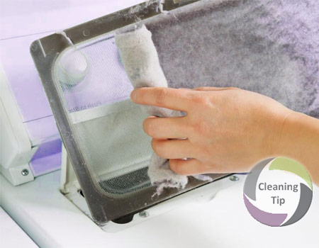 How to Clean a Dryer. Clean Dryer