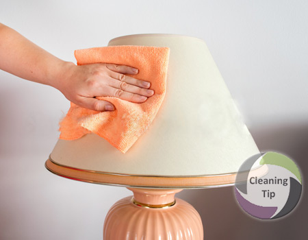 How to Clean a Lamp