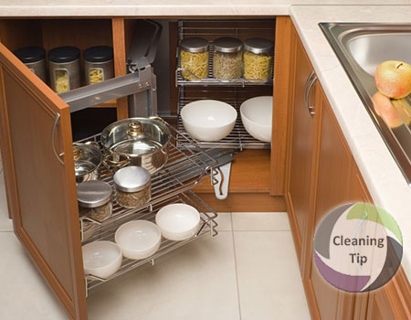 How to Organize a Kitchen. Kitchen organization