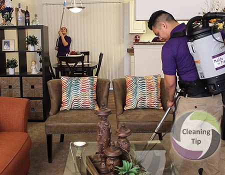 How to Sanitize a House - Maids by Trade