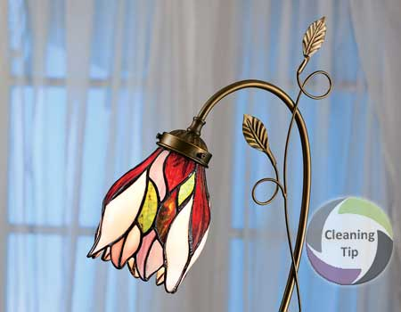 How to Clean Stained Glass