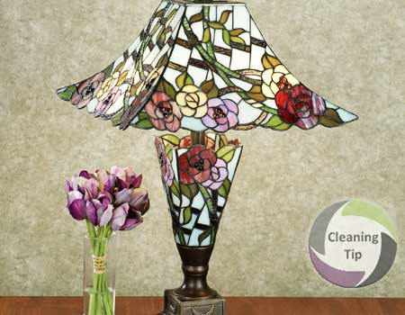 Learn How to Clean Stained Glass