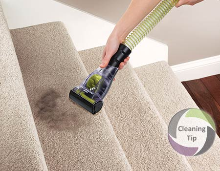 How to Clean Stairs
